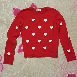 Other - Girls HM Heart Detail Sweater